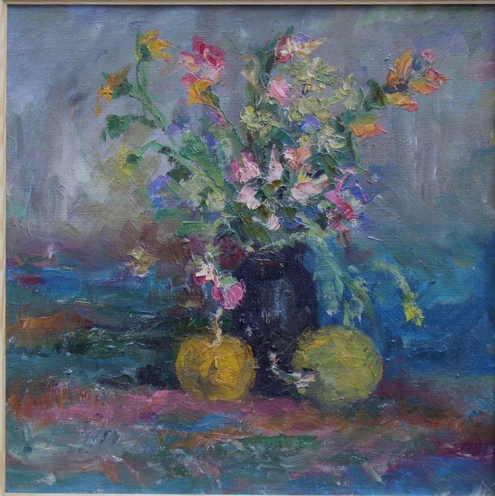 Полевые цветы и овощи