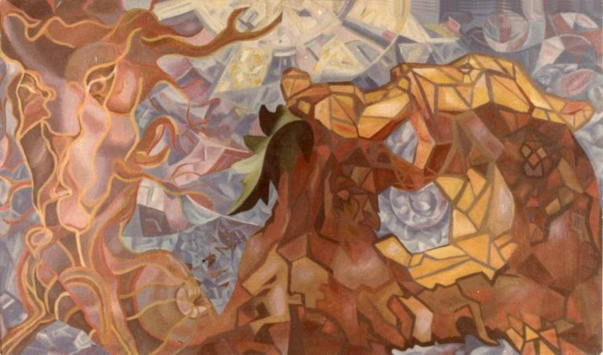 Друиды (лев)