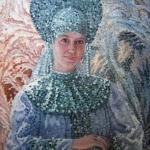 17. С. Сулин. Изморозь. Х., м. 80х65, 2013